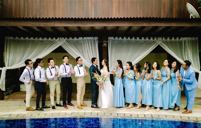 The wedding of Boy & Selfie by Dona Wedding Decoration & Planner - 013