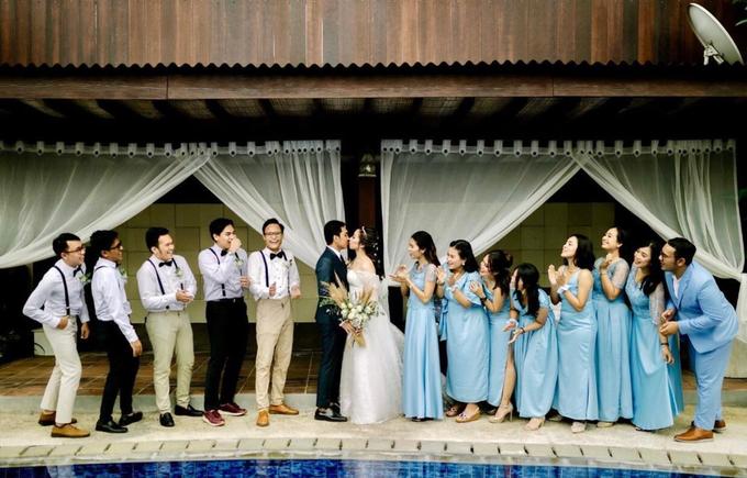The wedding of Boy & Selfie by Dona Wedding Decoration & Planner - 012