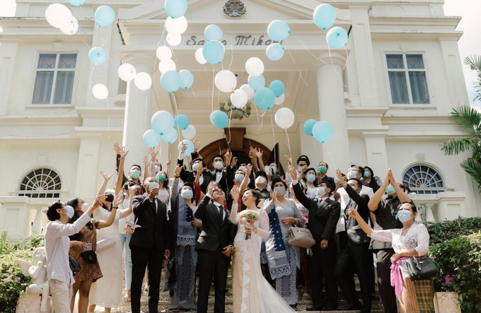 The wedding of Boy & Selfie by Dona Wedding Decoration & Planner - 015