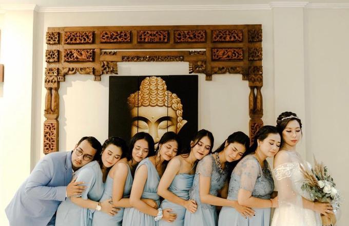 The wedding of Boy & Selfie by Dona Wedding Decoration & Planner - 011