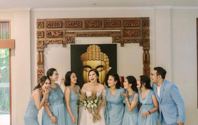 The wedding of Boy & Selfie by Dona Wedding Decoration & Planner - 019