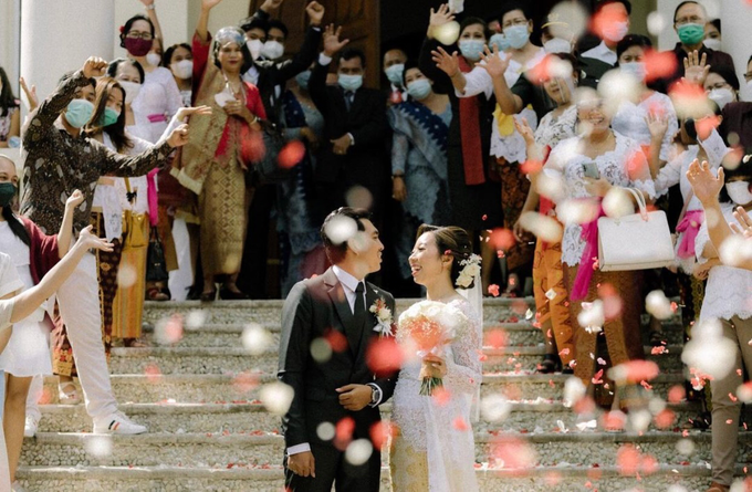 The wedding of Boy & Selfie by Dona Wedding Decoration & Planner - 016