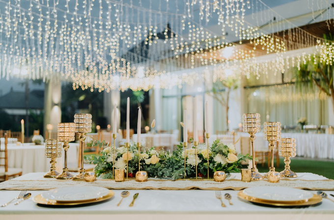 The Wedding of Rafif & Varian by Dona Wedding Decoration & Planner - 001