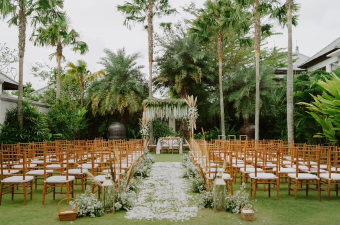 The Wedding of Rafif & Varian by Dona Wedding Decoration & Planner - 003