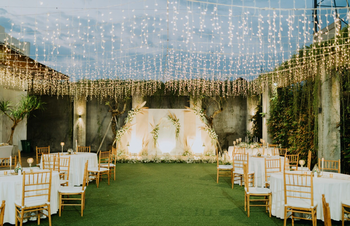 The Wedding of Rafif & Varian by Dona Wedding Decoration & Planner - 004
