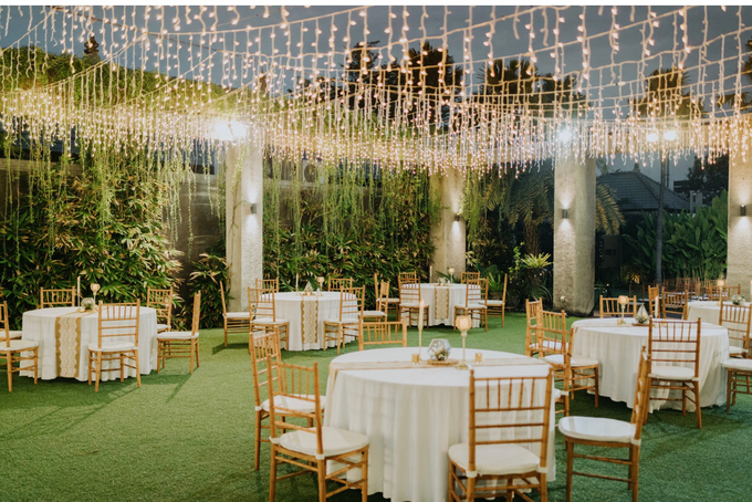 The Wedding of Rafif & Varian by Dona Wedding Decoration & Planner - 016