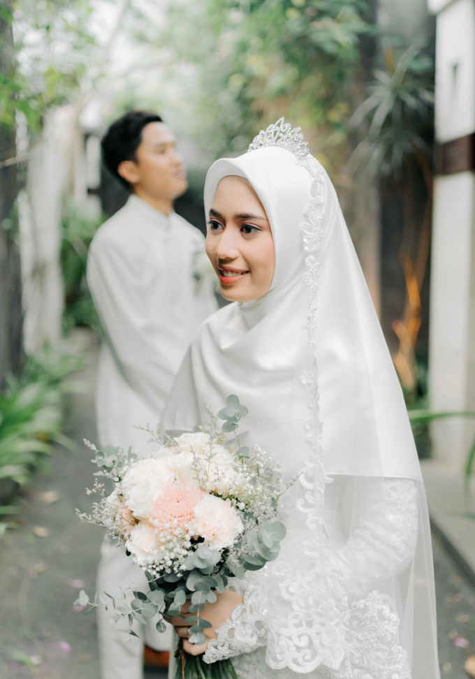The Wedding of Rafif & Varian by Dona Wedding Decoration & Planner - 019
