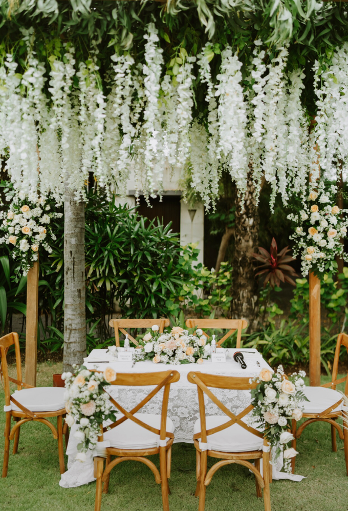 The Wedding of Rafif & Varian by Dona Wedding Decoration & Planner - 018