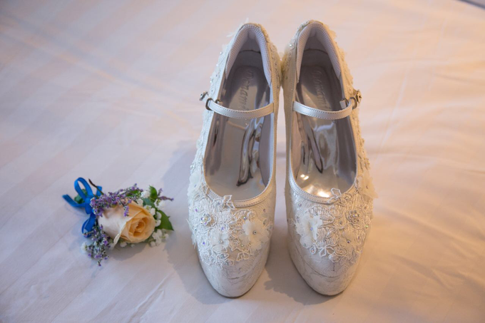 Custom Wedding Shoes by Donamici - 004