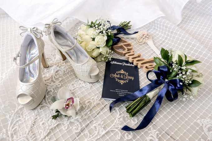 Custom Wedding Shoes by Donamici - 002