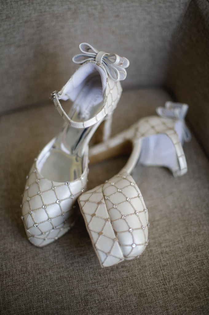 Custom Wedding Shoes by Donamici - 001