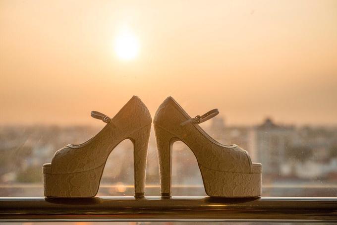 Custom Wedding Shoes by Donamici - 002