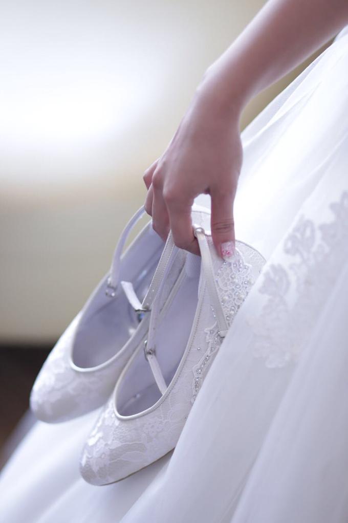 Custom Wedding Shoes by Donamici - 004