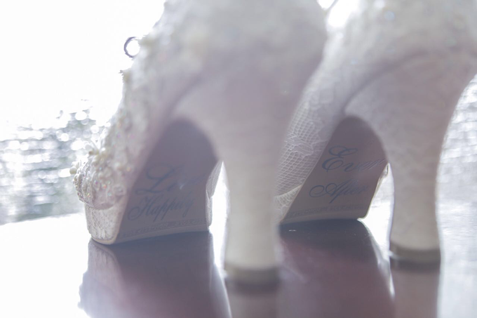 Custom Wedding Shoes by Donamici - 006