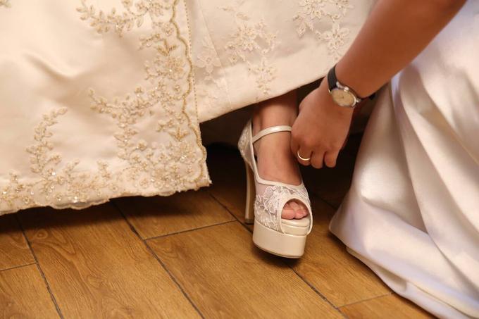 Custom Wedding Shoes by Donamici - 005