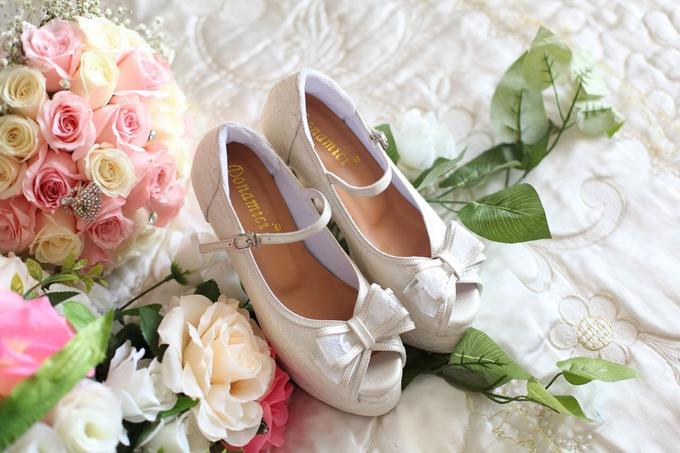 Custom Wedding Shoes by Donamici - 003