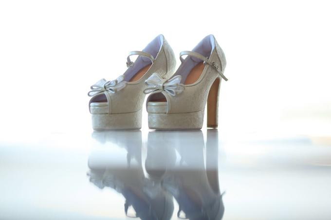 Custom Wedding Shoes by Donamici - 006