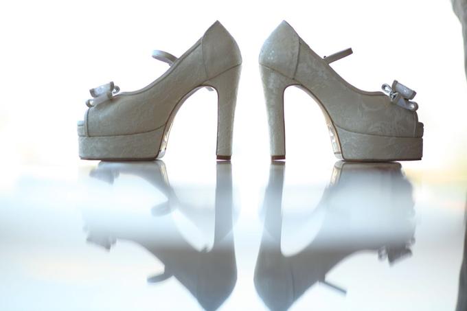 Custom Wedding Shoes by Donamici - 009