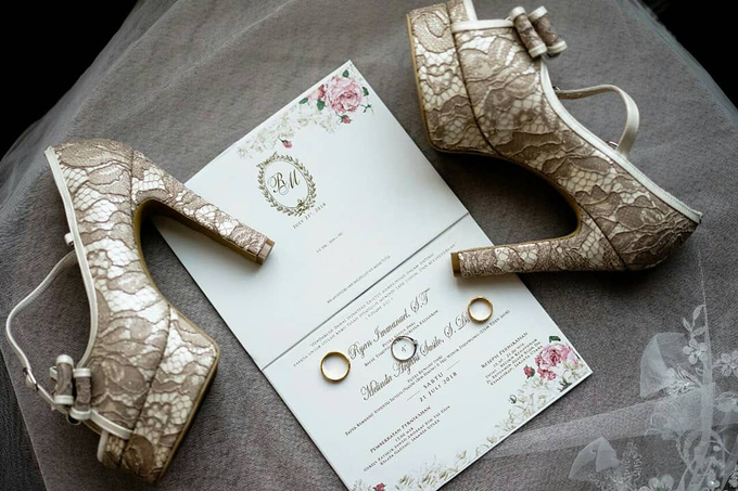 Custome Wedding Shoes by Donamici - 002
