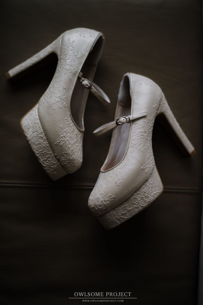 Custome Wedding Shoes by Donamici - 003