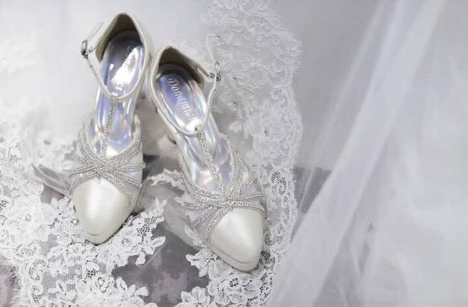 Custom Wedding Shoes by Donamici - 001