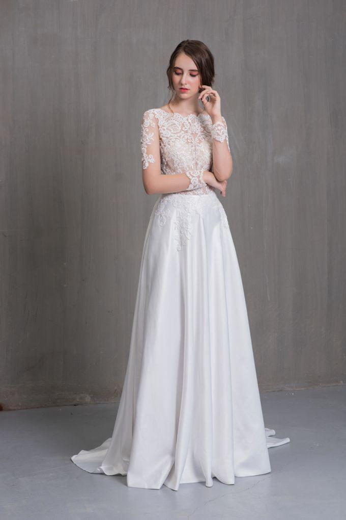 Classic Wedding Bridal by Nicole Bridal - 004