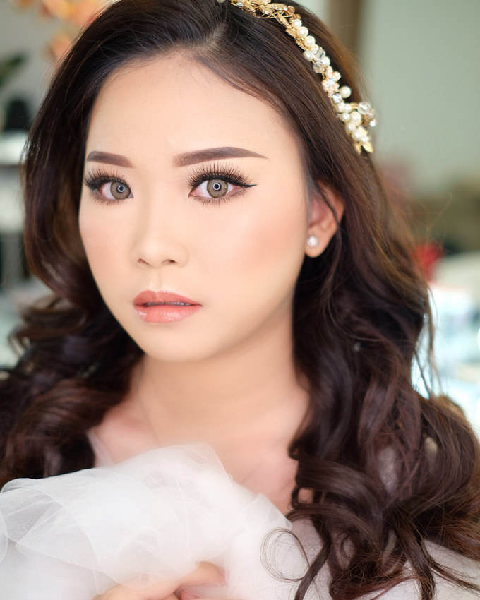 Jennifer by Donna Liong MakeupArtist - 001