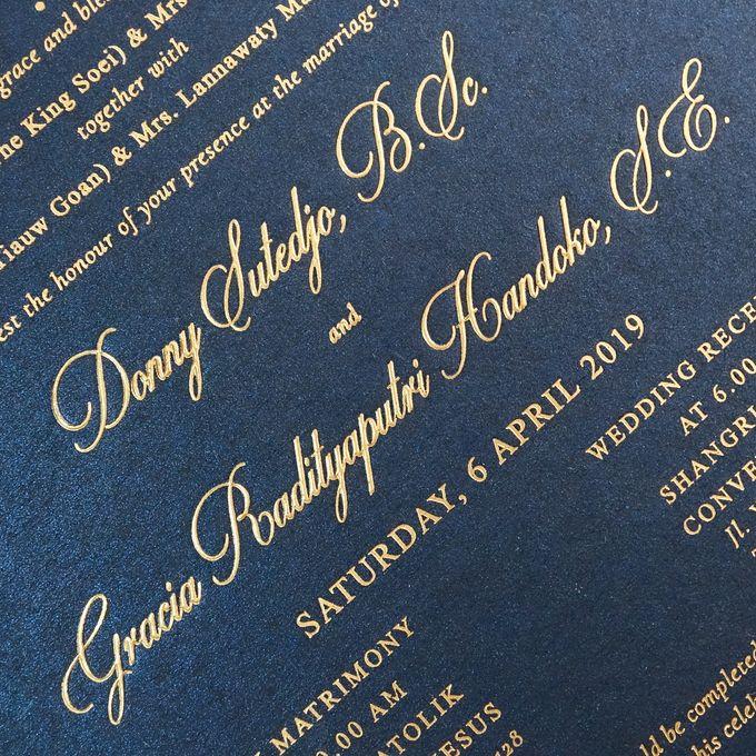 Donny & Gracia by Meltiq Invitation - 004