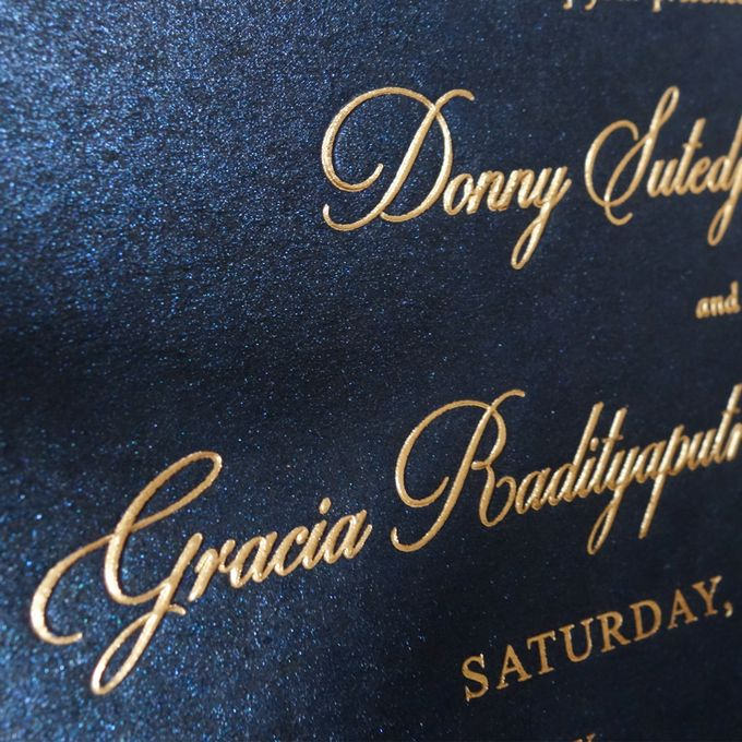 Donny & Gracia by Meltiq Invitation - 008