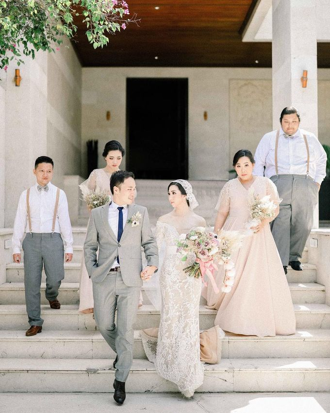 Wedding Of Kevin + Lia by All Occasions Wedding Planner - 026