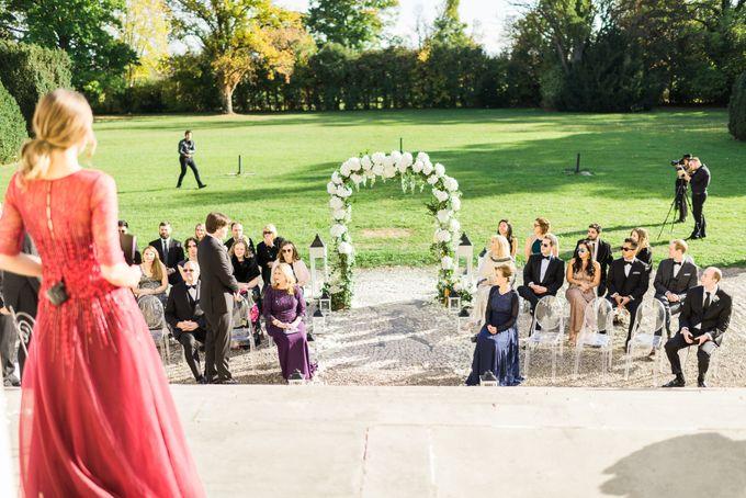 Multi-days astle wedding in France by Dorothée Le Goater Events - 011