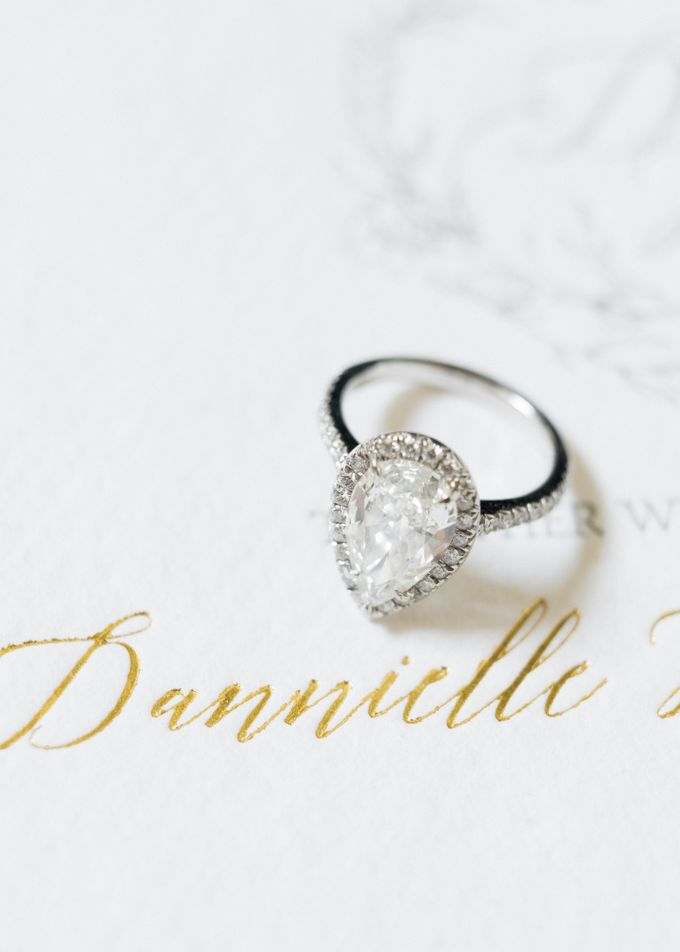Fairytale castle wedding in France by Dorothée Le Goater Events - 010
