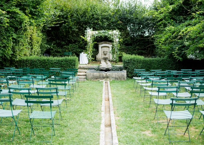 Fairytale castle wedding in France by Dorothée Le Goater Events - 013