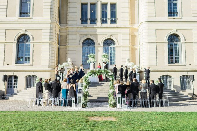 Multi-days astle wedding in France by Dorothée Le Goater Events - 014