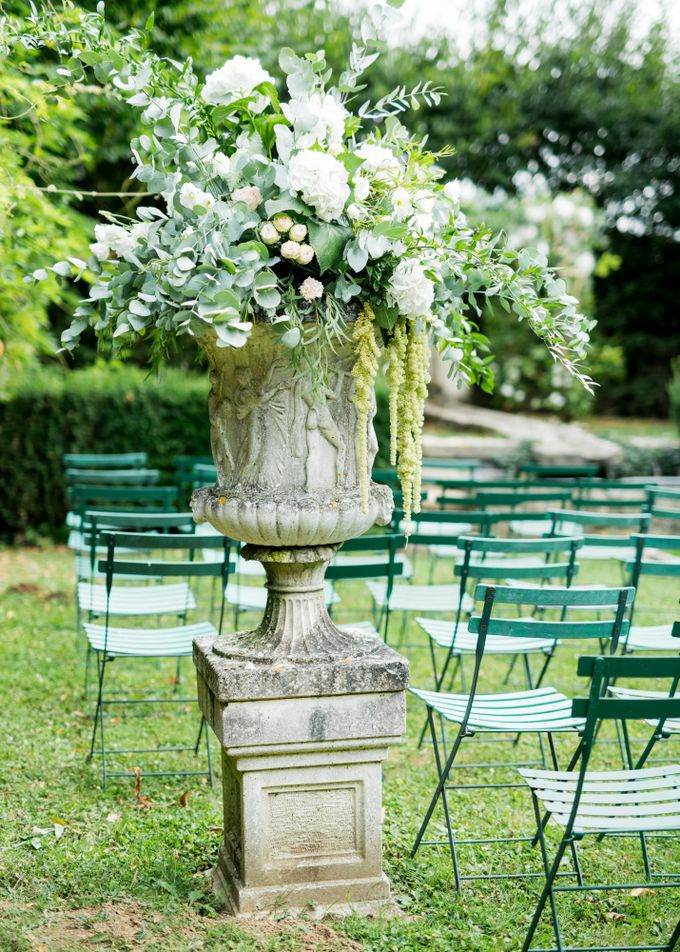 Fairytale castle wedding in France by Dorothée Le Goater Events - 014
