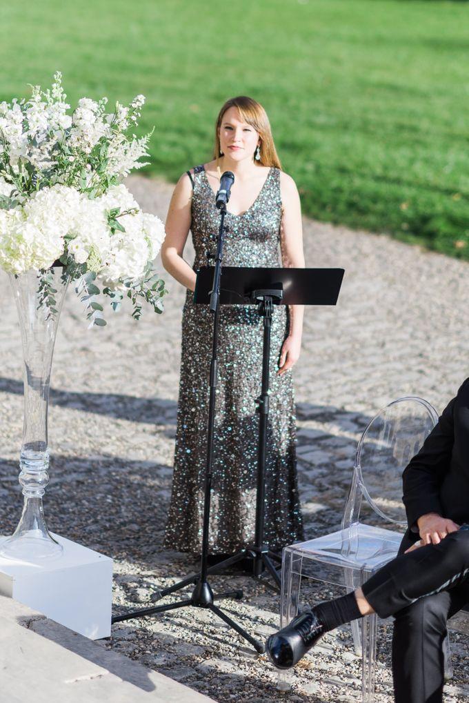 Multi-days astle wedding in France by Dorothée Le Goater Events - 016