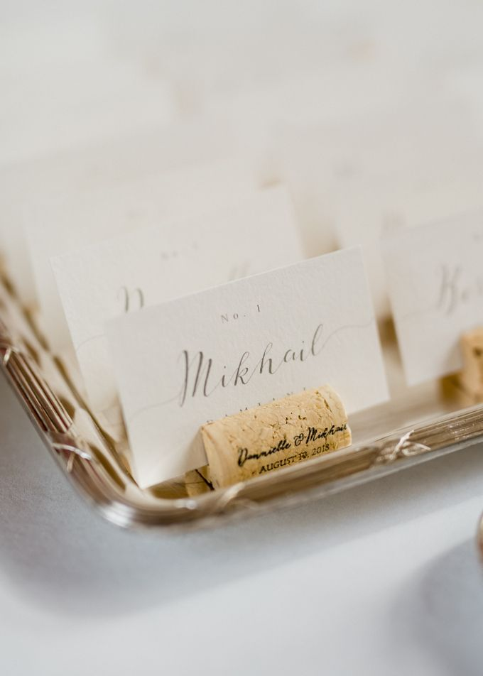 Fairytale castle wedding in France by Dorothée Le Goater Events - 018
