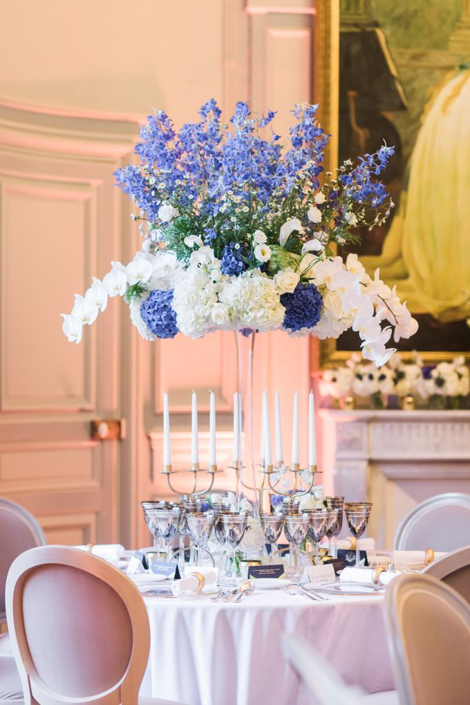 Multi-days astle wedding in France by Dorothée Le Goater Events - 021