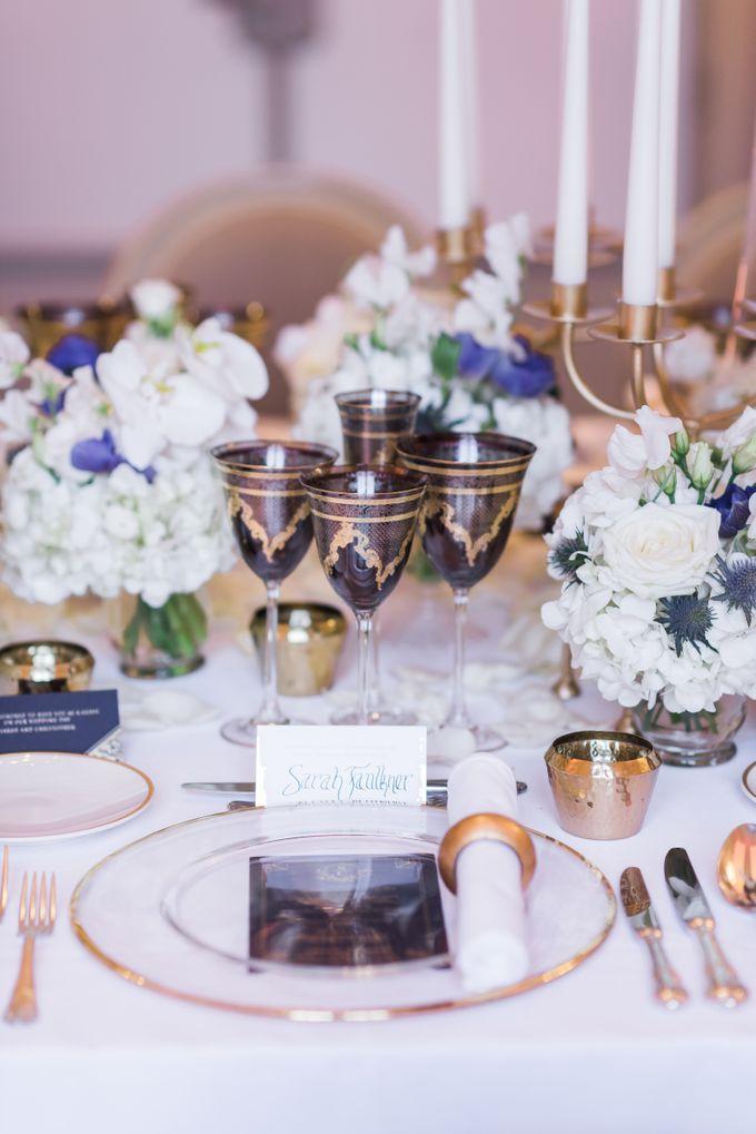 Multi-days astle wedding in France by Dorothée Le Goater Events - 022
