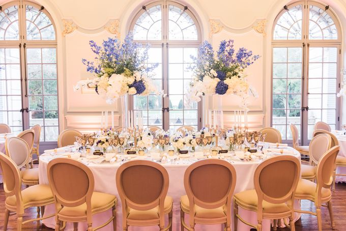 Multi-days astle wedding in France by Dorothée Le Goater Events - 024