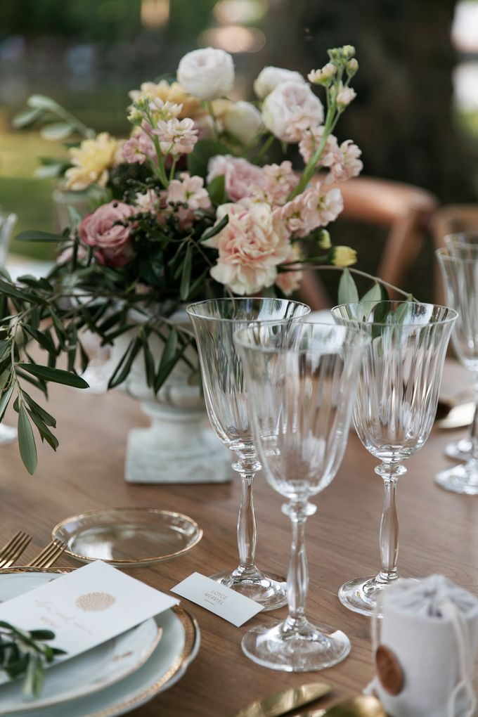 Al Fresco Wedding in the garden of a french castle by Dorothée Le Goater Events - 023
