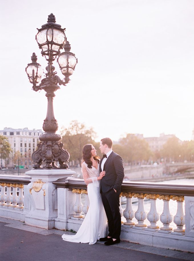 A Ritz Paris black tie wedding by Dorothée Le Goater Events - 030