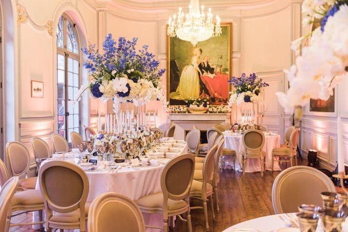 Multi-days astle wedding in France by Dorothée Le Goater Events - 025