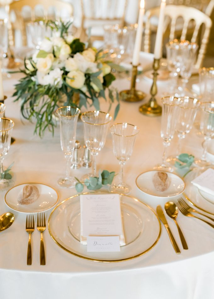Fairytale castle wedding in France by Dorothée Le Goater Events - 026