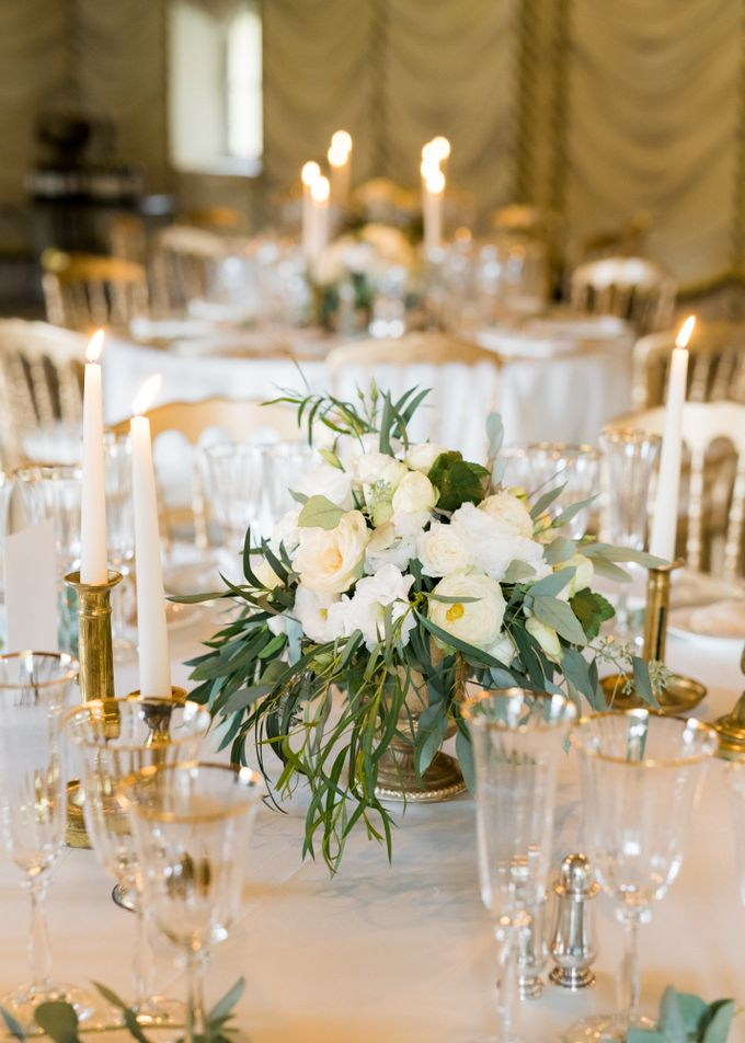 Fairytale castle wedding in France by Dorothée Le Goater Events - 027