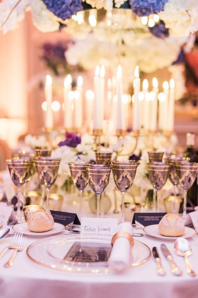 Multi-days astle wedding in France by Dorothée Le Goater Events - 028
