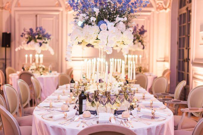 Multi-days astle wedding in France by Dorothée Le Goater Events - 029