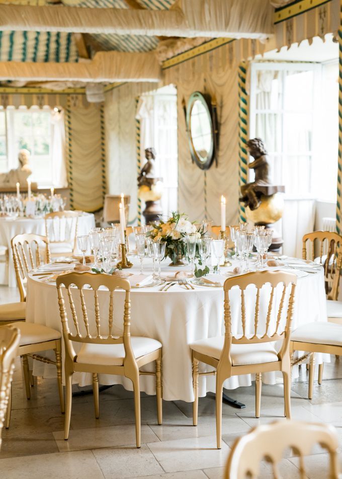 Fairytale castle wedding in France by Dorothée Le Goater Events - 028