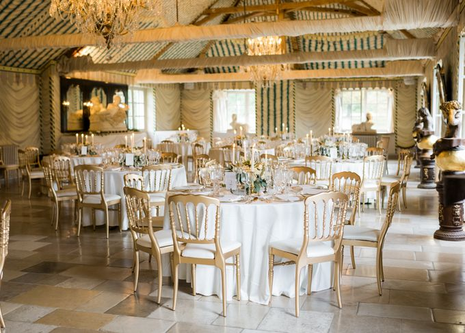 Fairytale castle wedding in France by Dorothée Le Goater Events - 029