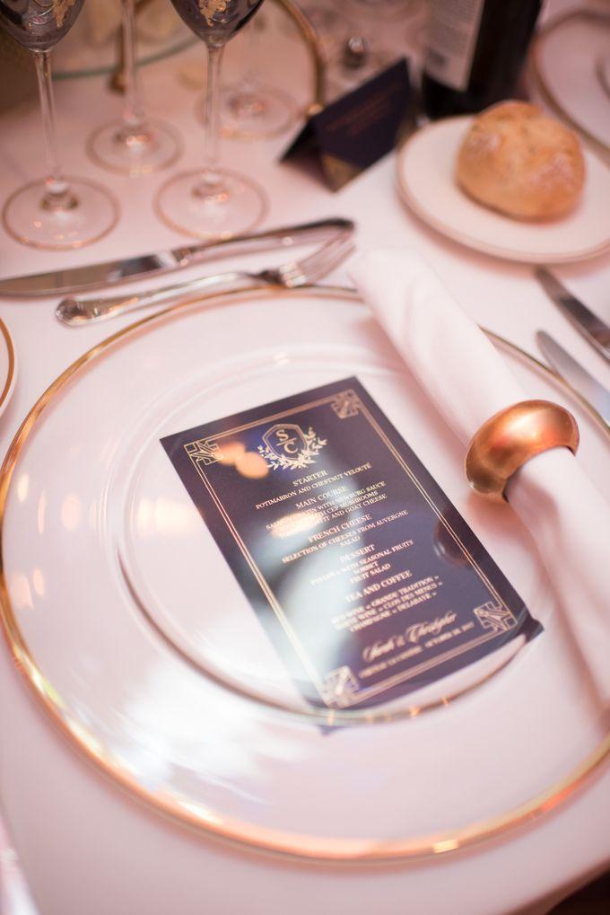 Multi-days astle wedding in France by Dorothée Le Goater Events - 030